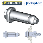 Lindapter Hollo Bolts