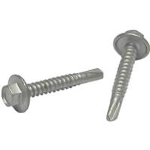 Metal to metal self-drill screws