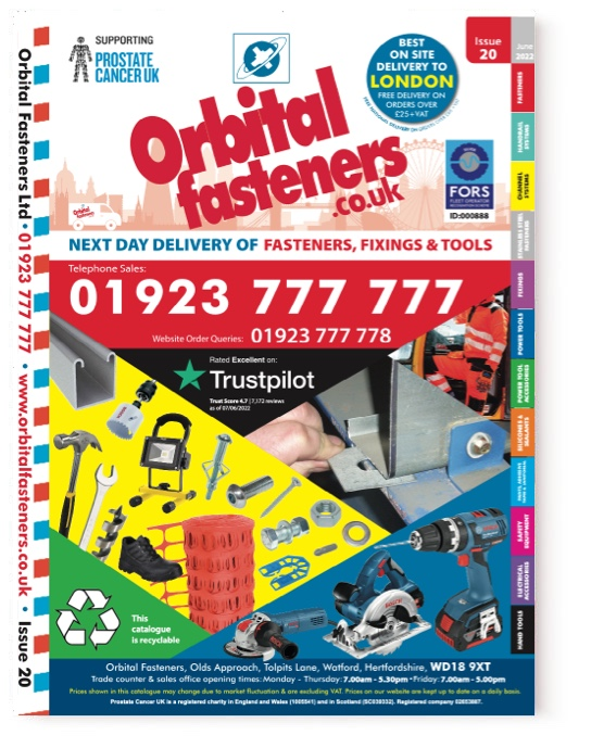 Orbital Fasteners Catalogue Issue 16