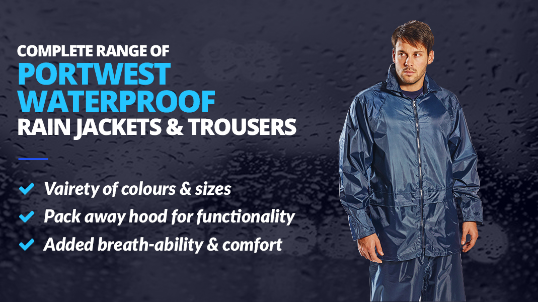 Waterproof 2 Piece Suits