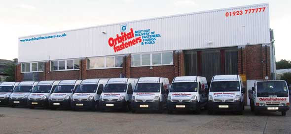 Orbital Fasteners Warehouse